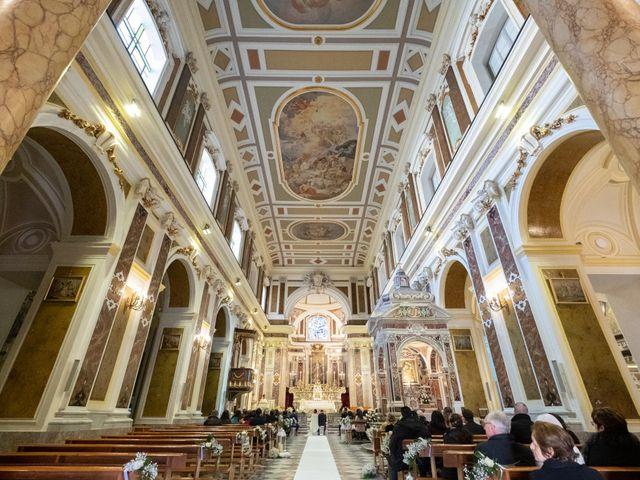 Il matrimonio di Ausilia e Armando a Salerno, Salerno 38