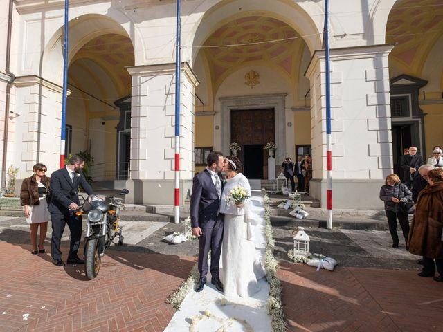 Il matrimonio di Ausilia e Armando a Salerno, Salerno 49