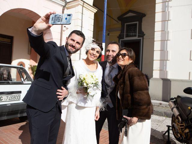 Il matrimonio di Ausilia e Armando a Salerno, Salerno 50