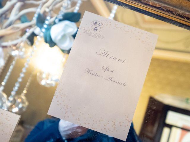 Il matrimonio di Ausilia e Armando a Salerno, Salerno 64