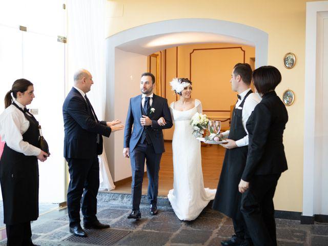 Il matrimonio di Ausilia e Armando a Salerno, Salerno 67
