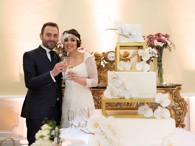 Il matrimonio di Ausilia e Armando a Salerno, Salerno 75