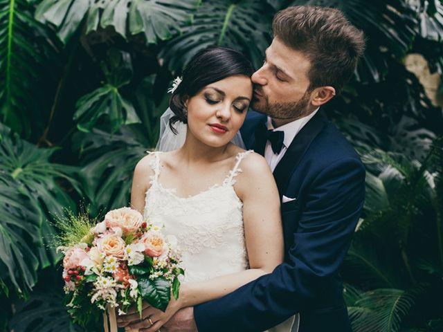 le nozze di Federica e Vincenzo