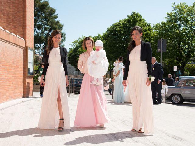 Il matrimonio di Loris e Annie a Potenza Picena, Macerata 11