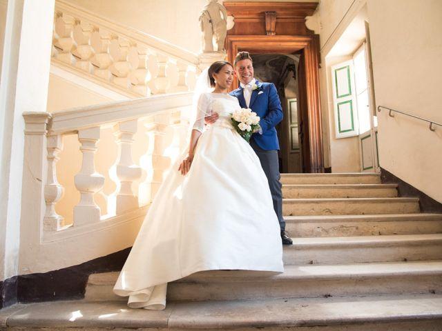 Il matrimonio di Loris e Annie a Potenza Picena, Macerata 20