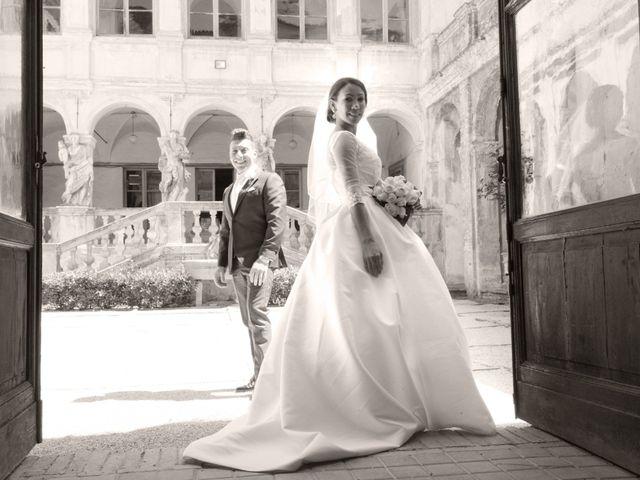 Il matrimonio di Loris e Annie a Potenza Picena, Macerata 22