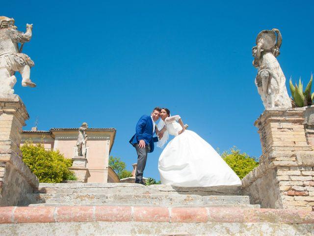Il matrimonio di Loris e Annie a Potenza Picena, Macerata 26
