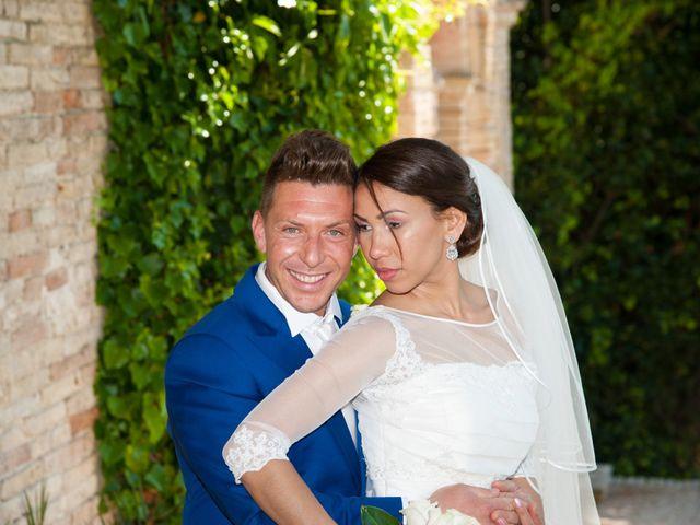 Il matrimonio di Loris e Annie a Potenza Picena, Macerata 30