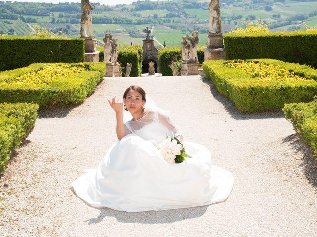 Il matrimonio di Loris e Annie a Potenza Picena, Macerata 34