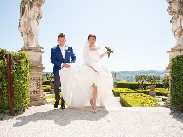 Il matrimonio di Loris e Annie a Potenza Picena, Macerata 35