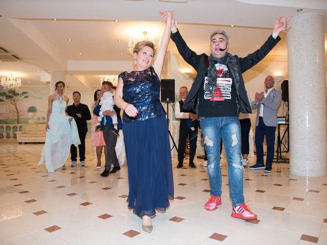 Il matrimonio di Loris e Annie a Potenza Picena, Macerata 43