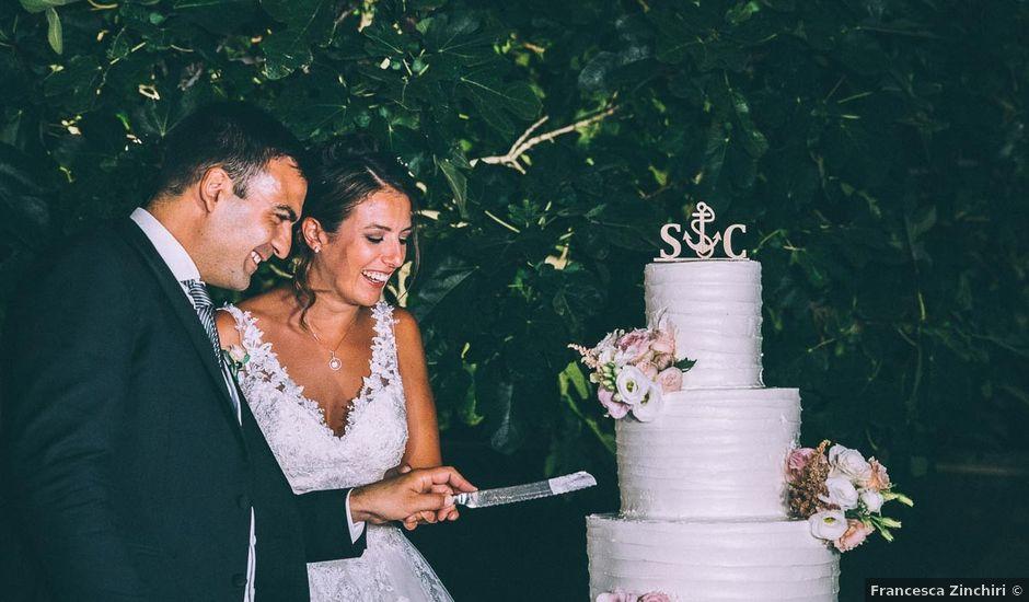Il matrimonio di Stefano e Chiara a Sassari, Sassari