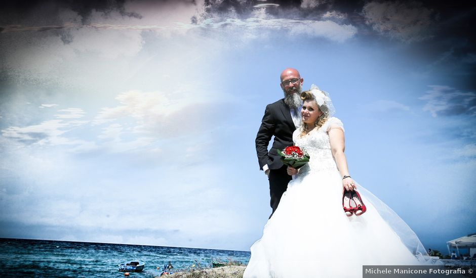 Il matrimonio di Lamberto e Daniela a Bari, Bari