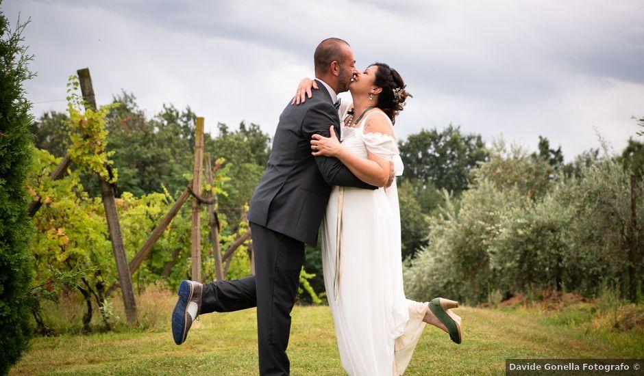Il matrimonio di Luca e Simona a Bricherasio, Torino