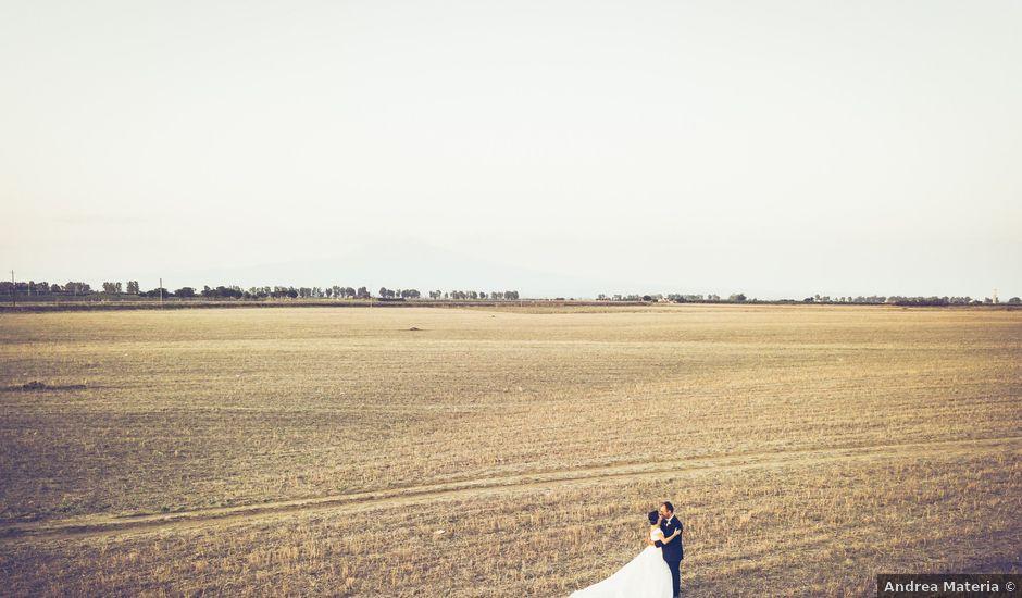 Il matrimonio di Silvestro e Elisabetta a Lentini, Siracusa
