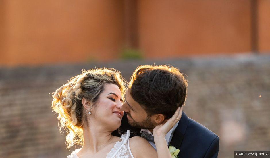 Il matrimonio di Daniele e Paola a Roma, Roma
