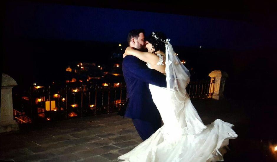 Il matrimonio di Tommaso e Maria Cristina a Ragusa, Ragusa