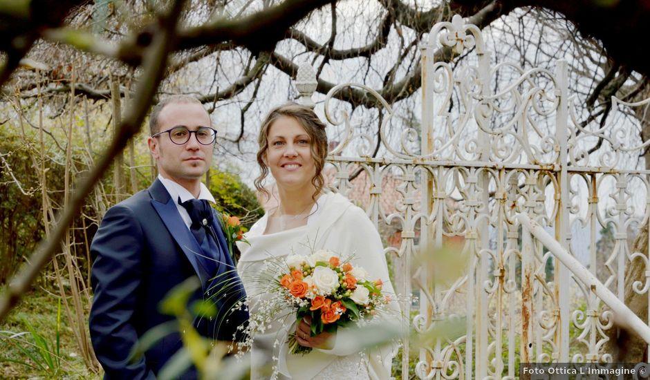 Il matrimonio di Roberto e Elisa a Erba, Como
