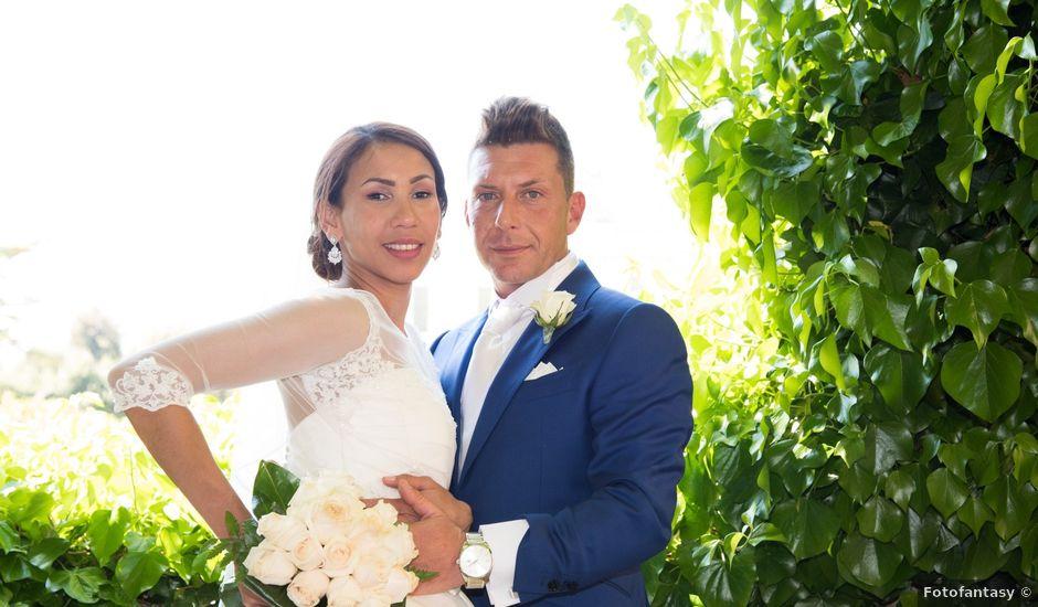 Il matrimonio di Loris e Annie a Potenza Picena, Macerata