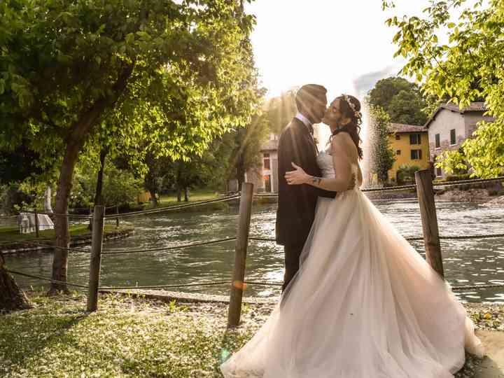 Le nozze di Alessia e Carmelo