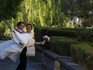 Le nozze di Marzia e Gianpiero