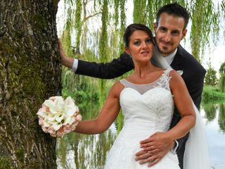 Le nozze di Rosa e Mattia