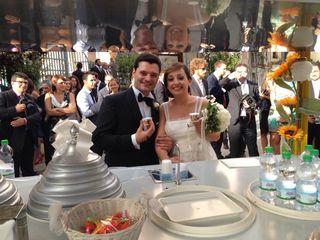 Le nozze di Roberta e Manuel 1