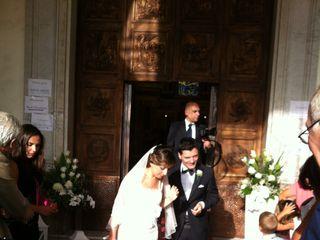 Le nozze di Roberta e Manuel