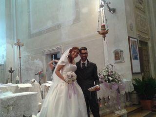 Le nozze di Marisa e Nico
