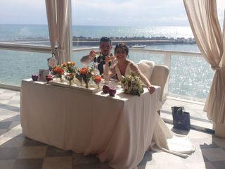 Le nozze di Claudio e Simona