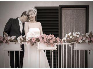 Le nozze di Antonella e Mino