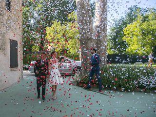le nozze di Elena e Florin 1