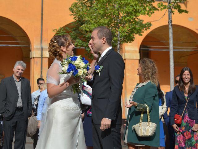 Il matrimonio di Francesco e Miriam a Bologna, Bologna 9