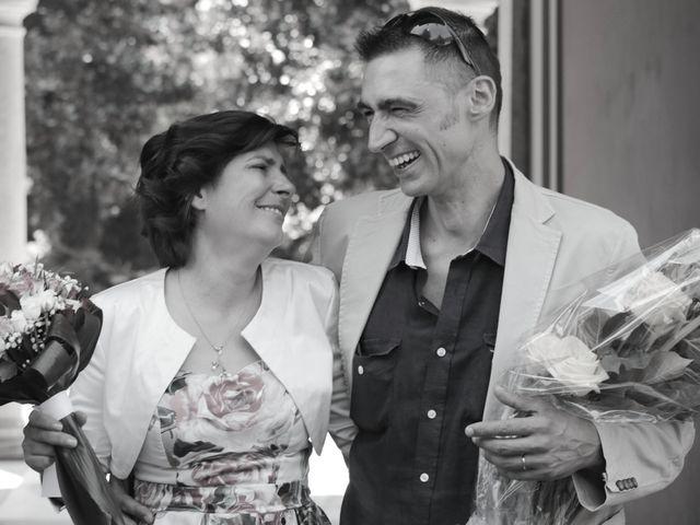 Le nozze di Katja e Alberto
