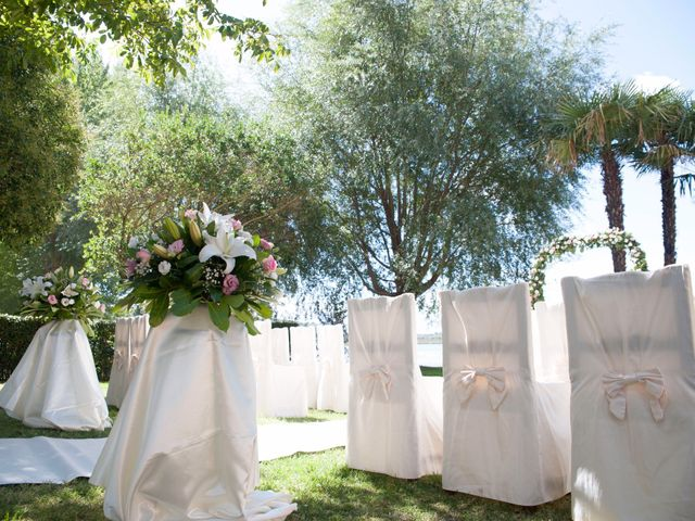 Il matrimonio di Francesco e Sara a Caprarola, Viterbo 3