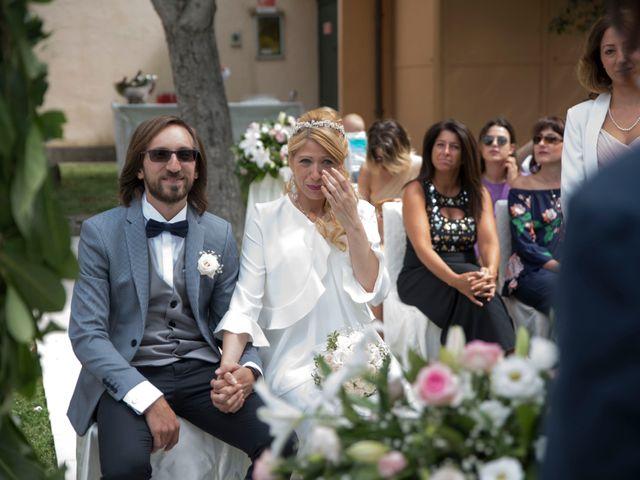 Il matrimonio di Francesco e Sara a Caprarola, Viterbo 7