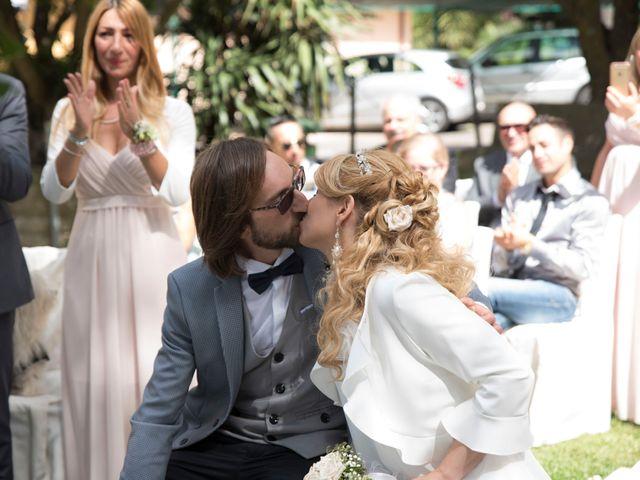Il matrimonio di Francesco e Sara a Caprarola, Viterbo 10
