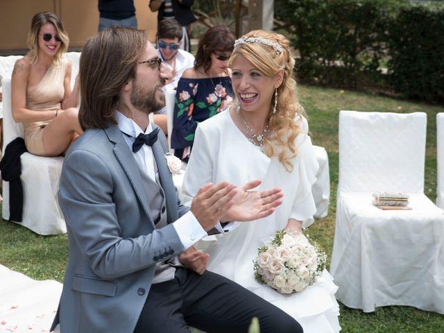 Il matrimonio di Francesco e Sara a Caprarola, Viterbo 12