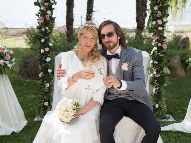 Il matrimonio di Francesco e Sara a Caprarola, Viterbo 13
