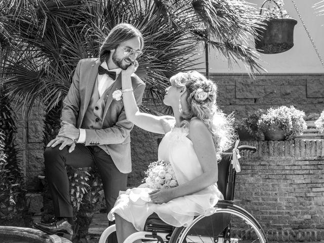 Il matrimonio di Francesco e Sara a Caprarola, Viterbo 14