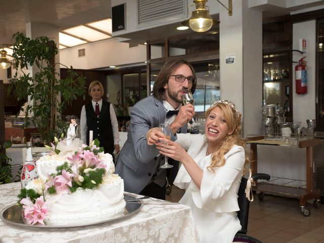Il matrimonio di Francesco e Sara a Caprarola, Viterbo 16