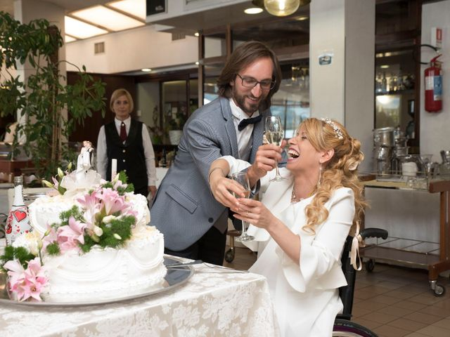 Il matrimonio di Francesco e Sara a Caprarola, Viterbo 17