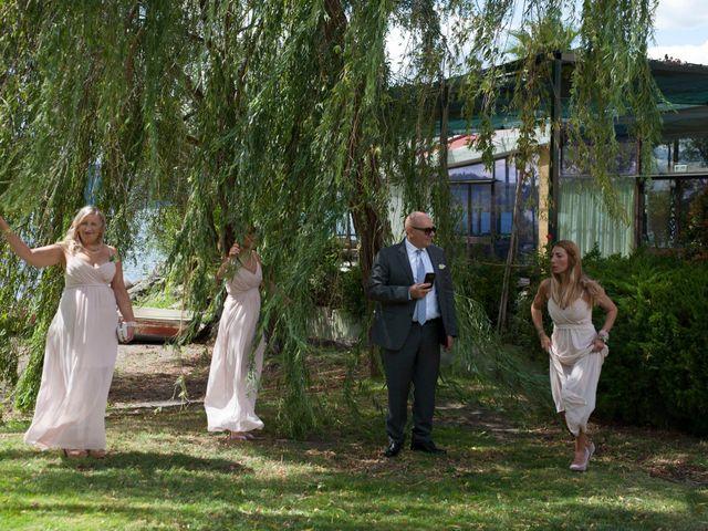 Il matrimonio di Francesco e Sara a Caprarola, Viterbo 20