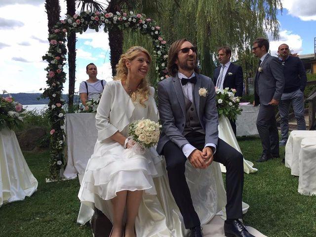 Il matrimonio di Francesco e Sara a Caprarola, Viterbo 25