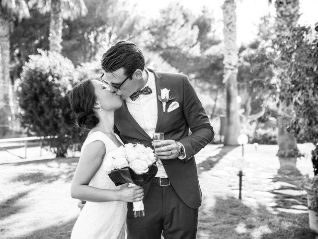 le nozze di Lindsey e Jimmy