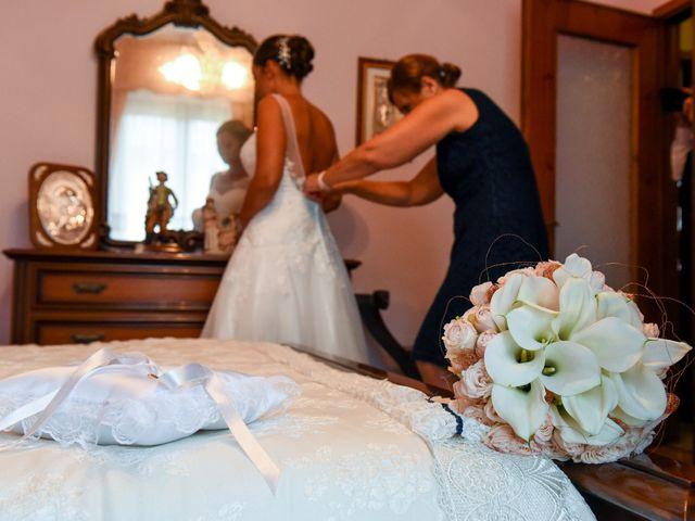 Il matrimonio di Mattia e Rosa a Scaldasole, Pavia 15