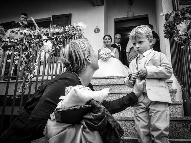 Il matrimonio di Mattia e Rosa a Scaldasole, Pavia 17