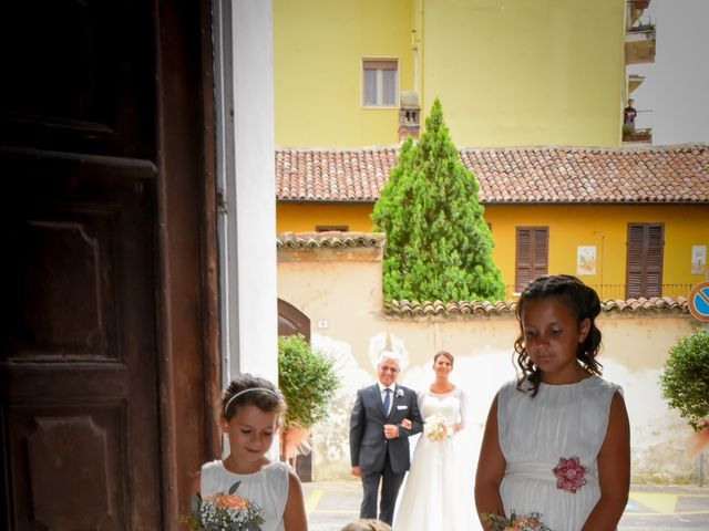 Il matrimonio di Mattia e Rosa a Scaldasole, Pavia 18