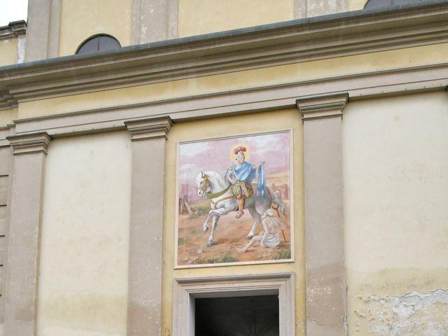 Il matrimonio di Mattia e Rosa a Scaldasole, Pavia 19