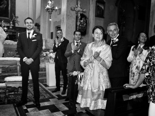 Il matrimonio di Mattia e Rosa a Scaldasole, Pavia 20